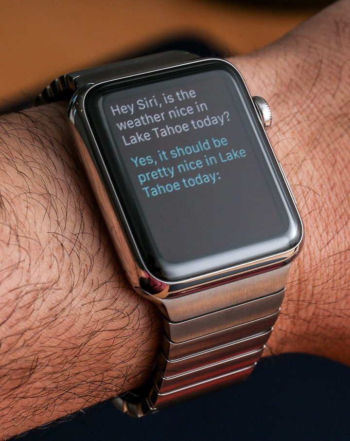 An Apple Watch With Touch ID And Camera, Genius Or Madness?