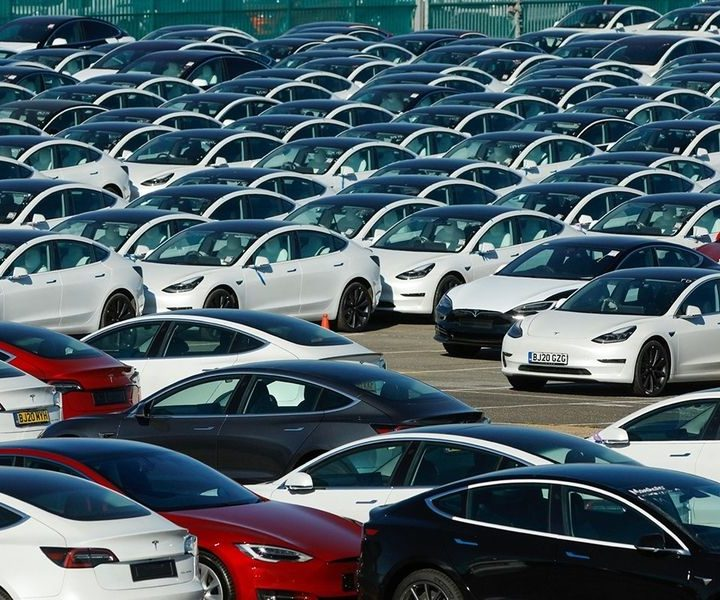 How The Automotive Industry In Spain Has Fallen Compared To 2019