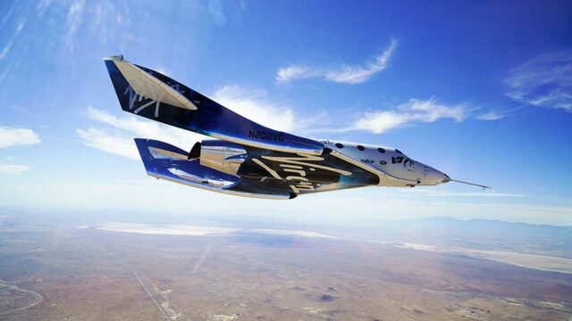 Virgin Galactic shares drop by 15% after aborted spaceflight test