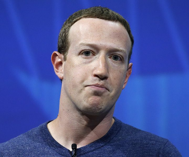 Mark Zuckerberg Charts Facebook's Path To Executives In Virtual Year-End