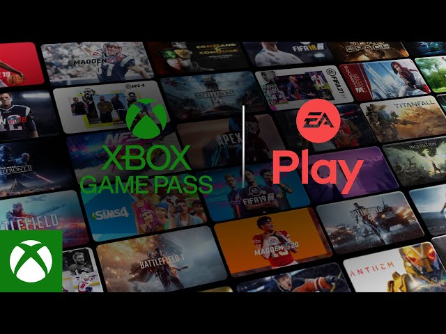 EA Catalog Comes To Xbox Game Pass For PC