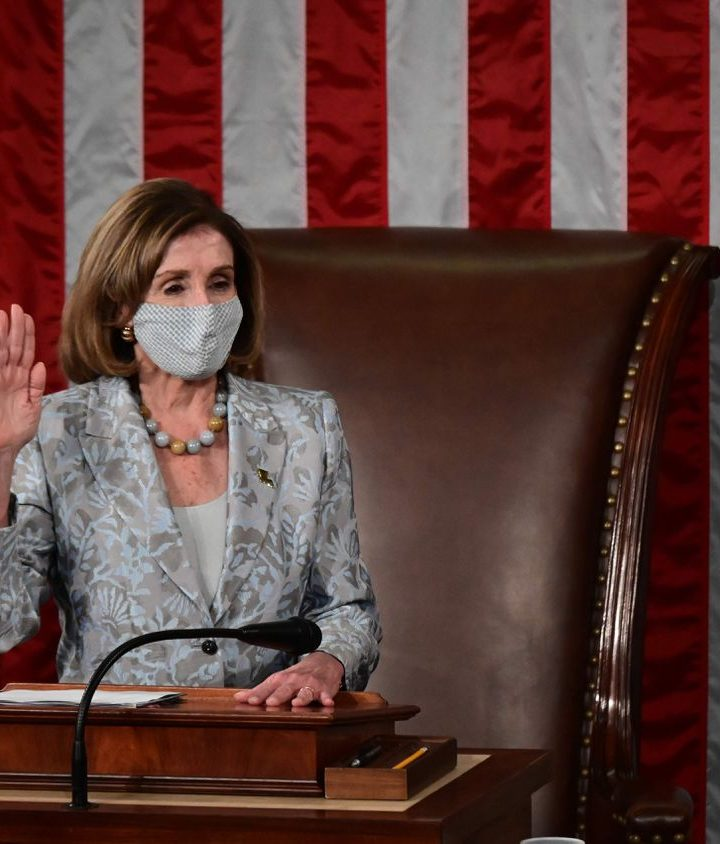US Congress Elects Pelosi As President Again