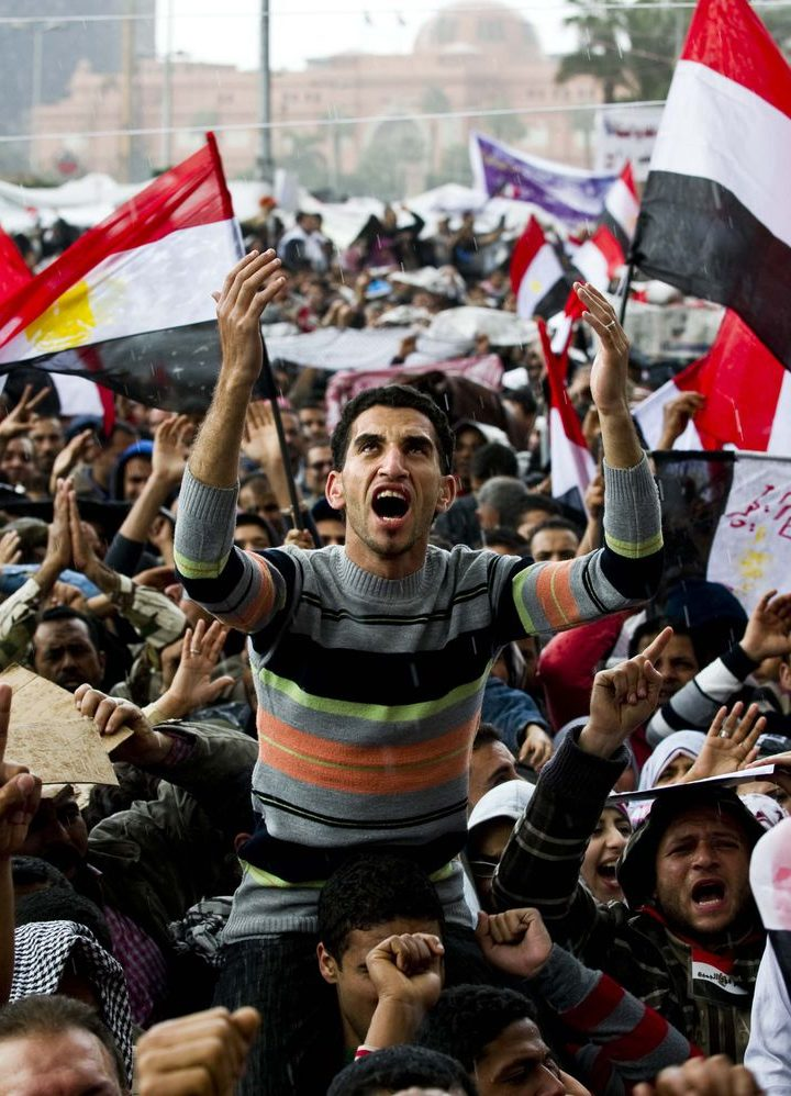 Unwritten Outcome Of The Arab Spring