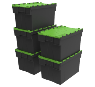 Logistics packaging: Cost effective, green alternatives