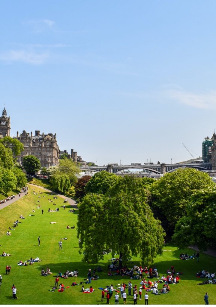 7 Reasons Why Edinburgh is the Best Student City in the UK